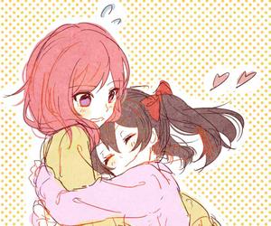 yuri, anime, and girls image