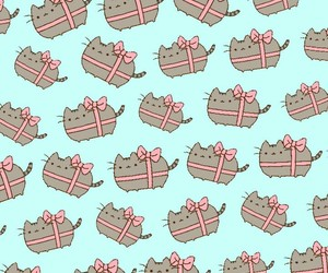 patterns, pusheen, and patternator image
