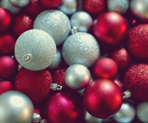 christmas and red image