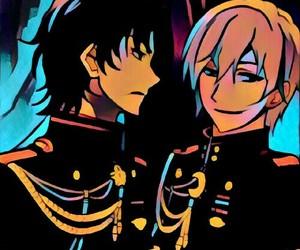 anime, shinya, and owari no seraph image