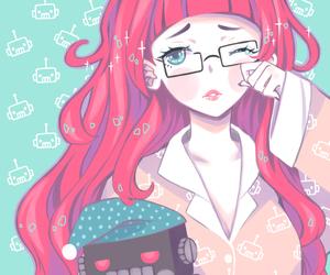 girl, kawaii, and anime image