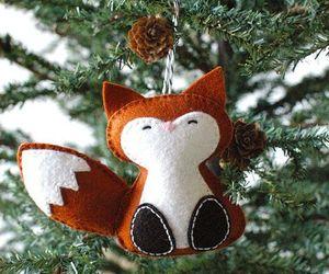 christmas tree, cute, and diy image