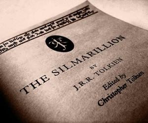 tolkien and the silmarillion image