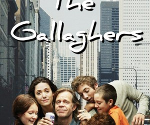 shameless and gallaghers image
