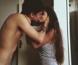 boy, romance, and couples image