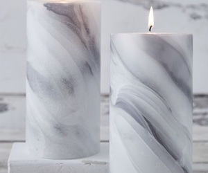 candle and marble image