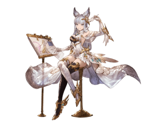 video game and granblue fantasy image