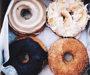 donuts, food, and want image