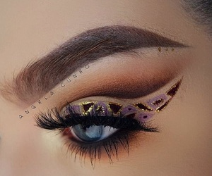 art, awesome, and make up image