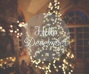 december, ♥, and be good image