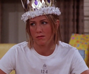friends, icon, and Jennifer Aniston image