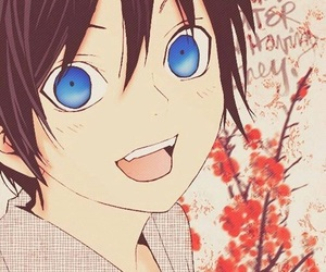 anime, yato, and noragami image