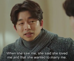 funny, goblin, and kdrama image