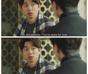 goblin, kdrama, and not true image