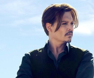 actor, hollywood, and johnny depp image