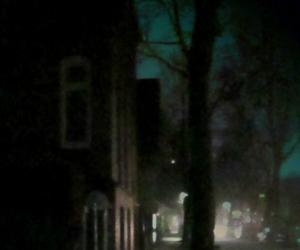 creepy and street image