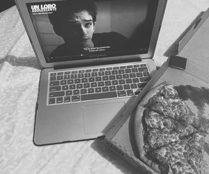 pizza, tyler, and teen wolf image