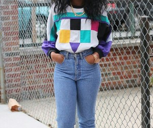 90s, look, and fashion image
