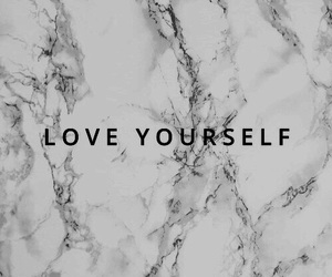 love, quotes, and marble image
