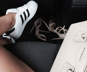 adidas and Givenchy image