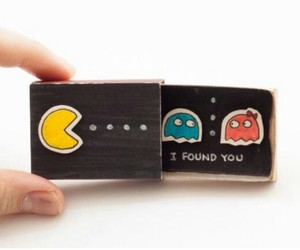 creative, matchbox, and pacman image