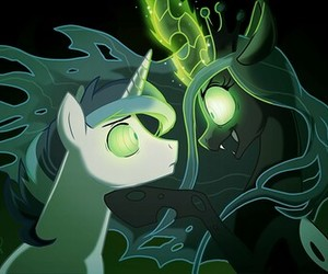 queen chrysalis image