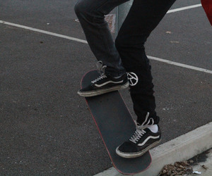 skate, aesthetic, and grunge image