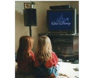girl, disney, and sisters image
