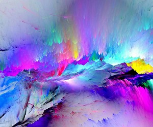 colors, wallpaper, and art image