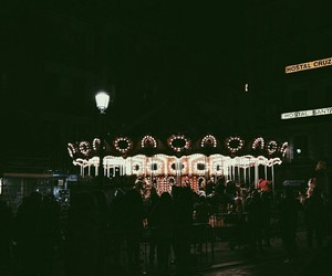 carousel, foto, and city image