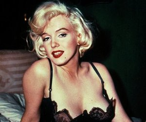 celebrity, Marilyn Monroe, and photos image