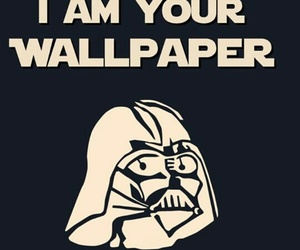 wallpaper, star wars, and darth vader image