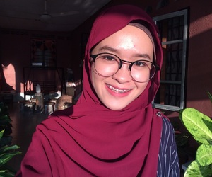 asian, malaysian, and hijab girl image