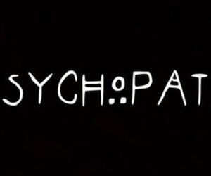 tate, psychopath, and ahs image