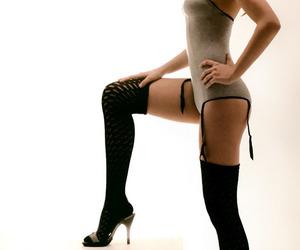 model, ana de armas, and lingeri image