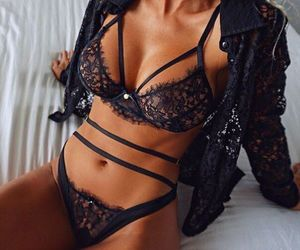 black, sexy, and ideas image