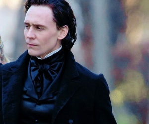 tom hiddleston, crimson peak, and actor image