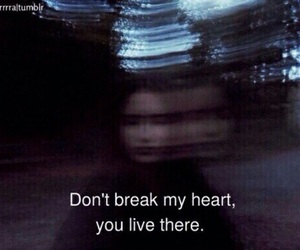heart, grunge, and quotes image