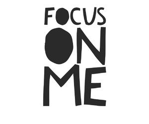 focus, mine, and quotes image