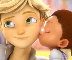 Adrien, aww, and sweet image