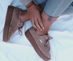 creepers, shoes, and fashion image