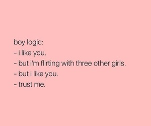 accurate, boys, and fuck boys image