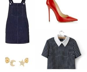 clothes, escarpin, and cute image