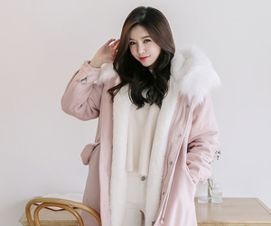 fashion, jacket, and kfashion image
