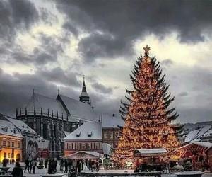 christmas, romania, and beautiful image