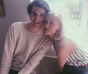 beautiful, couple, and noora image
