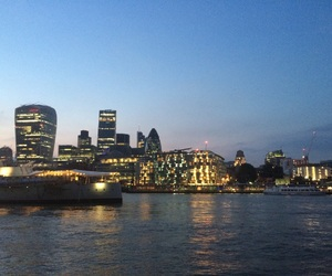london, themse, and england image