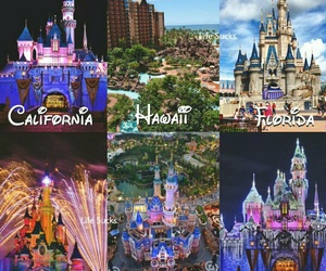 disney, california, and florida image