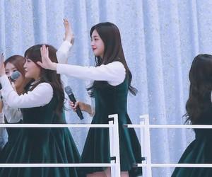 k-pop, jieqiong, and ioi image