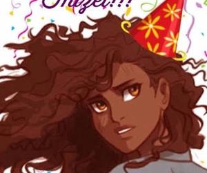 happy birthday, hazel, and pluto image